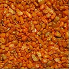 Kavicsok | Narancssárga | 1 Kg