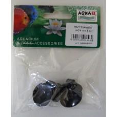 Aqua - el | Tapadó | Kicsi | 4 db - os
