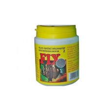 Haltáp | Fix 2-es | Növendék halaknak| 200 ml