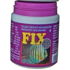 Haltáp | Fix 4-es | Kifejlett halaknak| 200 ml