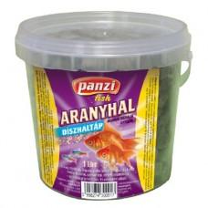 Haltáp | Panzi | Aranyhal | 1 liter