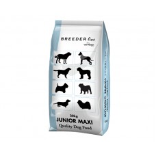 Breeder Line | Kutyatáp | Junior Maxi | 20 Kg