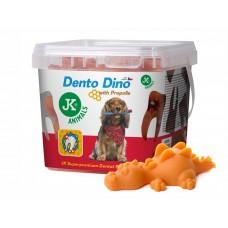 JK Animals | Jutalomfalat | Dento Dino | Fogtisztító Snack