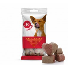 JK Animals | Jutalomfalat | Puha Snack | 70g