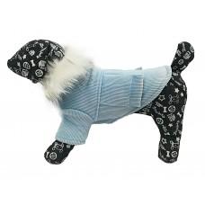Kutyaruha | Bársonykabát | Világos Kék