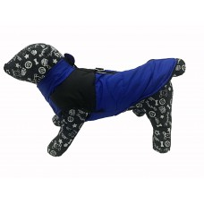 Kutyaruha | Cipzáros Mellény | Kék