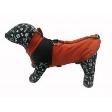 Kutyaruha | Cipzáros Mellény | Narancssárga