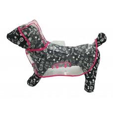 Kutyaruha | Esőkabát Style | Rózsaszín