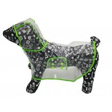 Kutyaruha | Esőkabát Style | Zöld