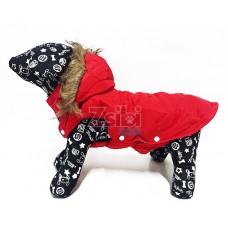 Kutyaruha | Nunbell | M's | Piros