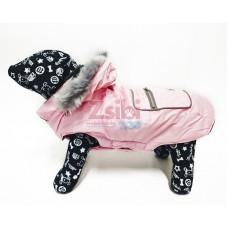 Kutyaruha | Nunbell | Paws | Rózsaszín
