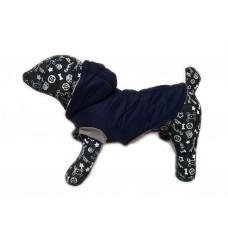 Kutyaruha | BPP | Polár Pulóver | Kék