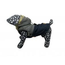 Kutyaruha | BPP | Szövetkabát | Kék
