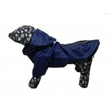 Kutyaruha | Nunbell | Esőkabát | Sötétkék