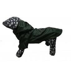 Kutyaruha | Nunbell | Esőkabát | Zöld