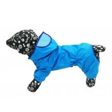 Kutyaruha | Lábas Esőkabát | Kék
