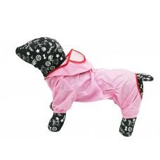 Kutyaruha | Lábas Esőkabát | Rózsaszín