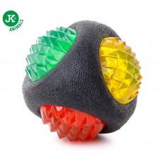 JK Animals | Kutyajáték | Ledes világítós labda | 8 cm