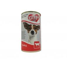 Dolly | Kutyakonzerv | Marhás | 1240g