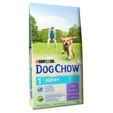 Dog Chow | Kölyök | Bárány & Rizs | 14 kg