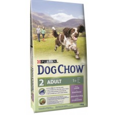Dog Chow | Felnőtt | Bárány & Rizs | 14 kg