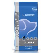 Euro Premium | Large | Felnőtt | Bárány & Rizs | 15 kg