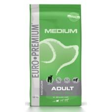 Euro Premium | Medium | Felnőtt | Bárány & Rizs | 12 kg
