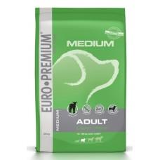 Euro Premium | Medium | Felnőtt | Bárány & Rizs | 3 kg