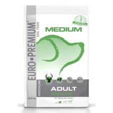 Euro Premium | Medium | Felnőtt | Digestion+ | Vadhús & Rizs | 2,5 kg