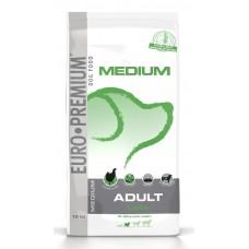 Euro Premium | Medium | Felnőtt | Kalóriaszegény | Bárány & Rizs | 12 kg