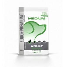 Euro Premium | Medium | Felnőtt | Ivartalanított | Csirke & Burgonya | 10 kg