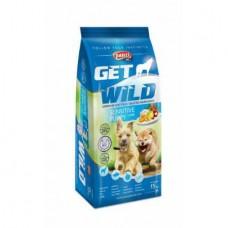 Panzi | Get Wild | Kölyök | Sensitive (Bárányos) | 15 kg