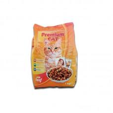 Macskatáp | Premium Cat | Marhás | 1 kg