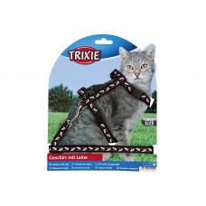 Trixie | Macskahám (Mintás) | Pórázzal (Több színben)