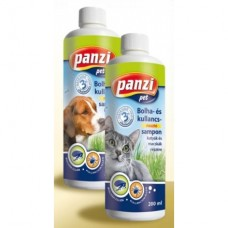 Panzi | Macska | Bolha - és Kullancsriasztó Sampon | 200ml