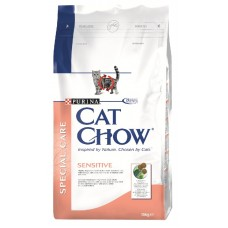 Cat Chow | Sensitive | 15 kg