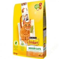 Friskies Indoor | Macskatáp | 10 kg
