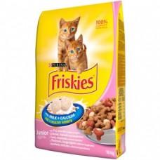 Friskies Junior | Macskatáp | 10 kg