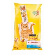 Friskies Ivartalanított | Macskatáp | 10 kg