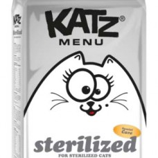 Macskatáp | Katz Menu | Sterilized | 2 kg