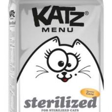 Macskatáp | Katz Menu | Sterilized | 2 kg