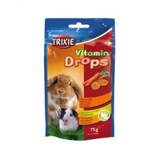 Trixie | Vitamin Drops | Rágcsálóknak | 75 g