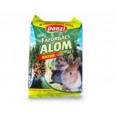 Panzi | Forgács | Natúr | 55 liter