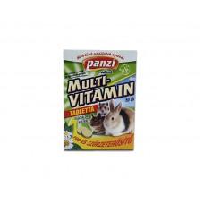 Panzi | Rágcsáló | Multivitamin | 50 db