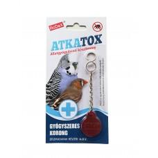 Rodex | Atkatox | Gyógyszeres korong | Díszmadaraknak