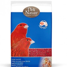 Deli Nature 5* | Eggfood Red Moist | 1kg