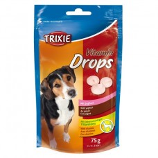 Trixie | Vitamin Drops (Joghurtos) | 75 g