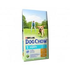 Dog Chow | Kölyök | Csirke & Rizs | 14 kg